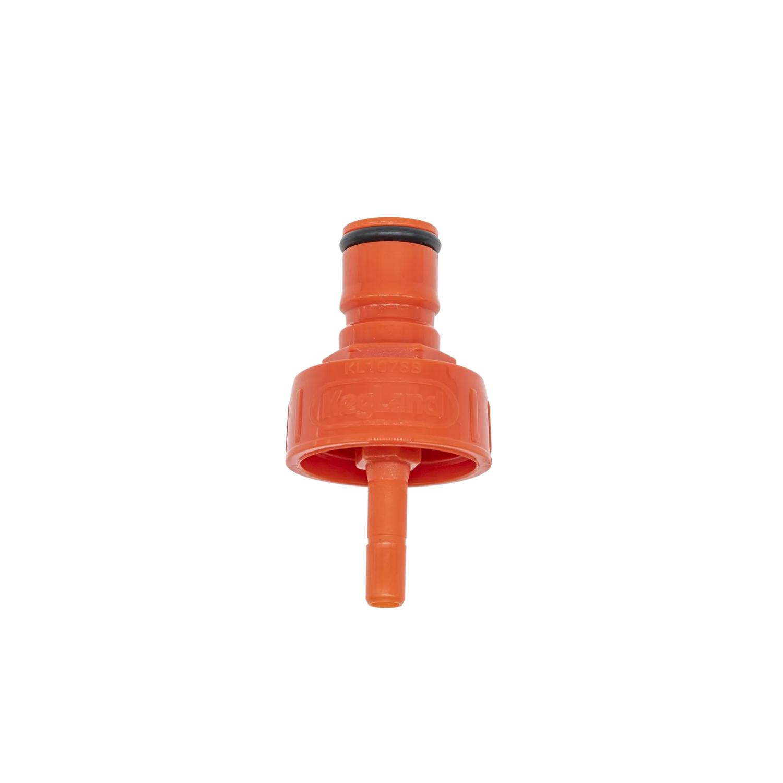 Carbonatador Carbonator Plastico Pet Kegland