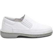 Sapato Masculino Social De Couro Confort CR-1005 Cla-Cle