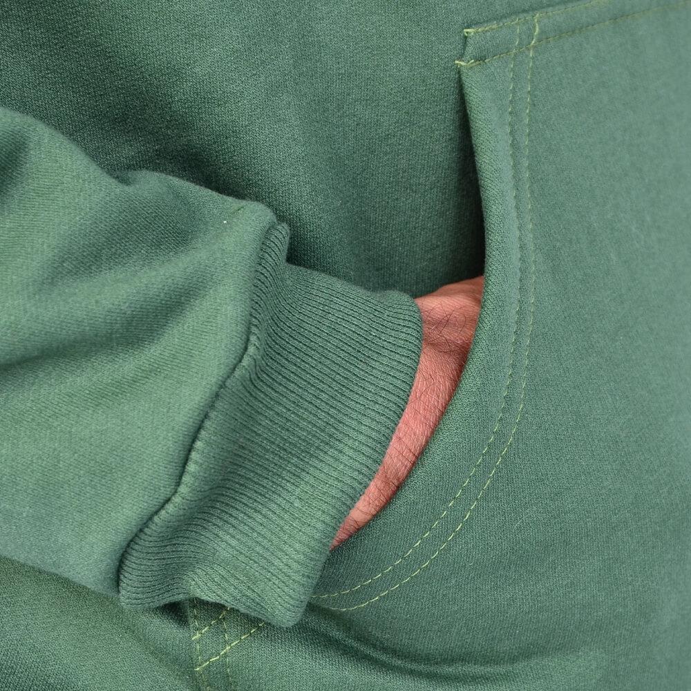 Blusa de Moletom com Capuz