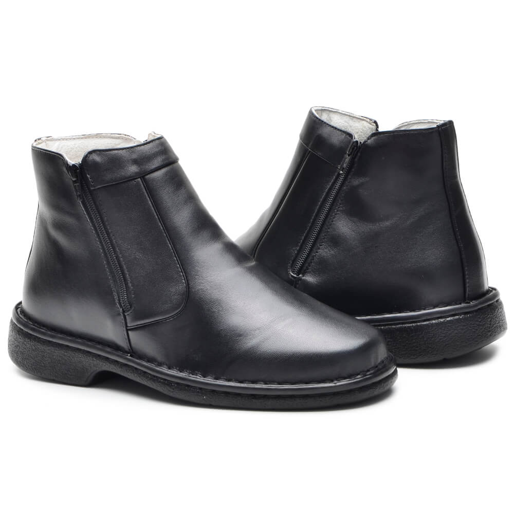 Bota Confort Palmilha GEL 049 Cla-Cle