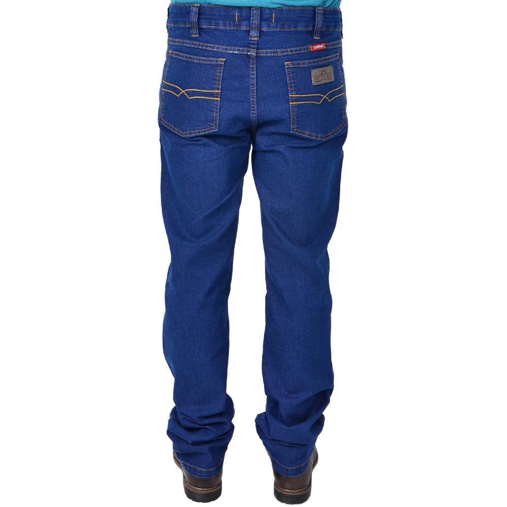 Calça Country Masculina Stabulos Jeans Azul 2015