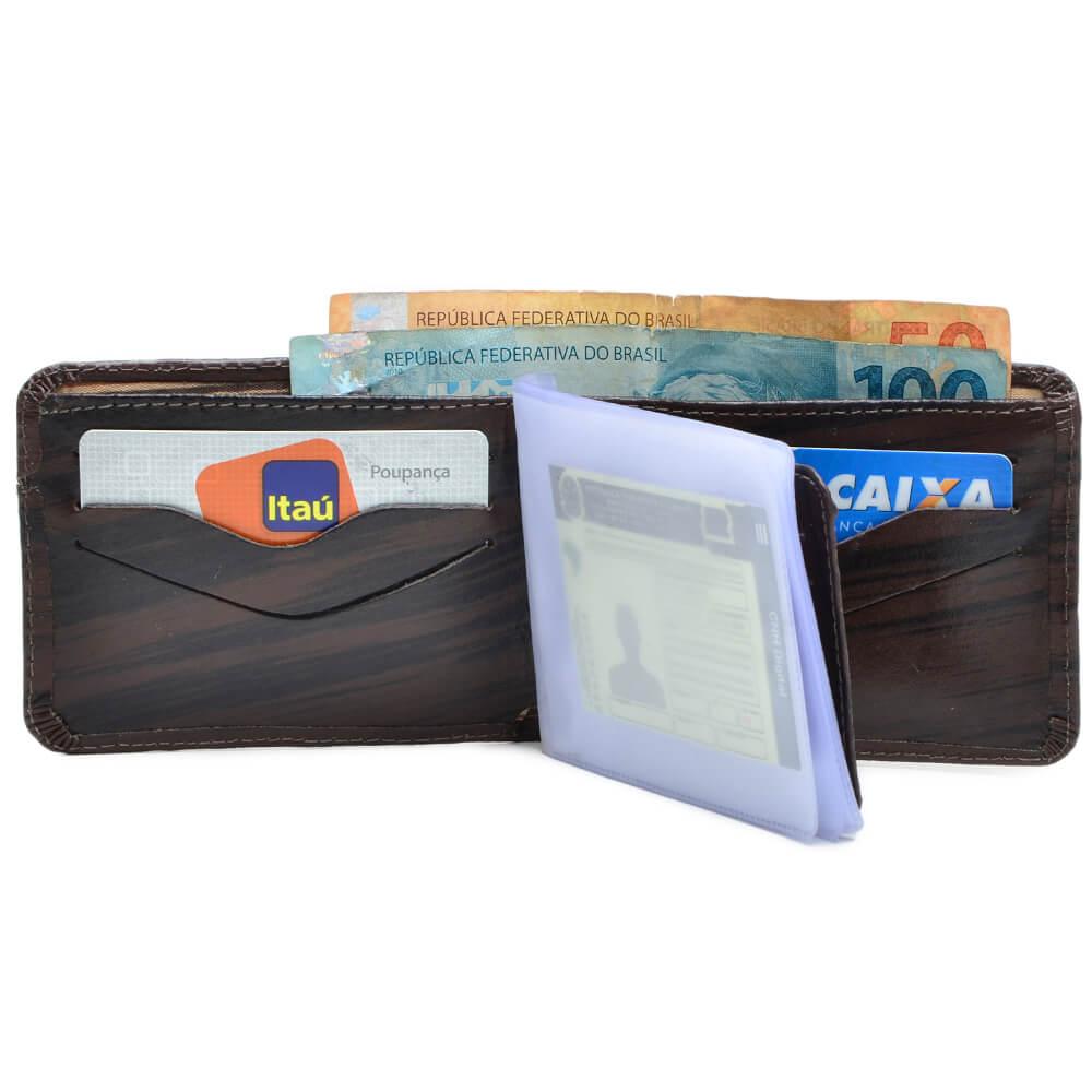 Carteira Porta-Cartão 05 Cla-Cle