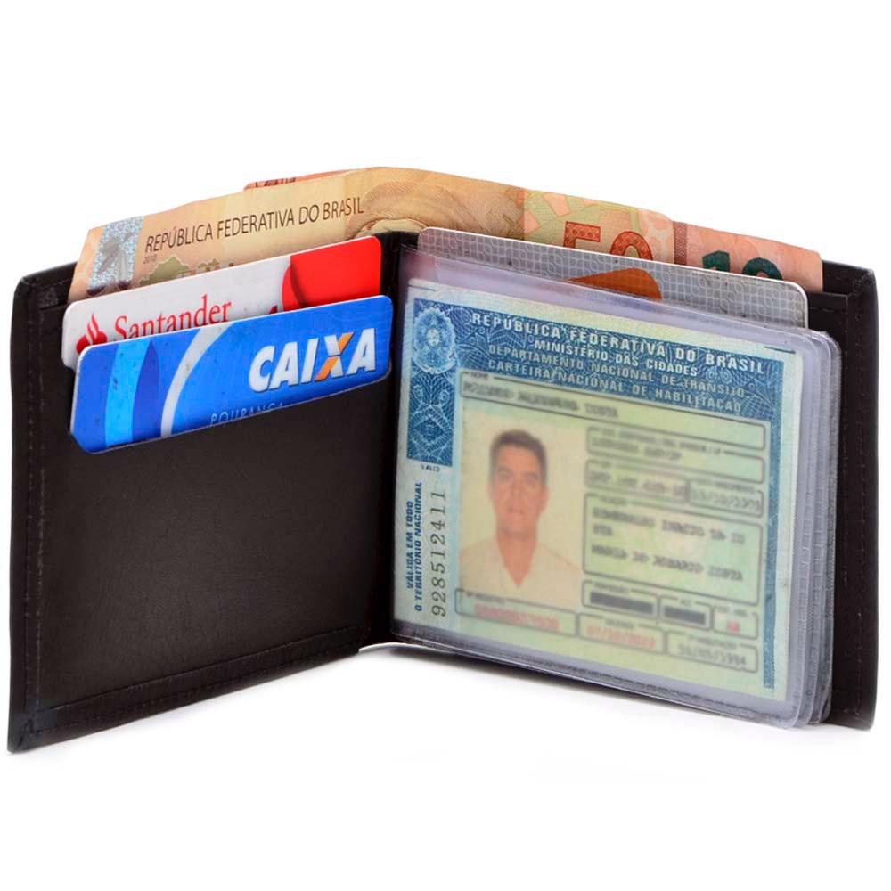 Carteira Slim 02 Cla-Cle