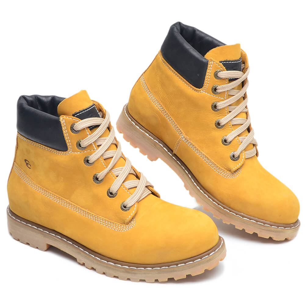 Coturno Adventure Timberland 445 Cla-Cle