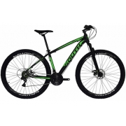 Mountain Bike South Aro 29 Câmbio Shimano 21 M Freio A Disco