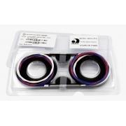 Splitter Óptico PLC 1x2 Desbalanceado