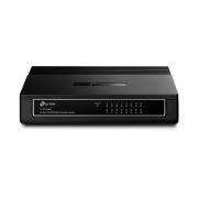 Switch de mesa TP-LINK de 16-Portas 10/100Mbps