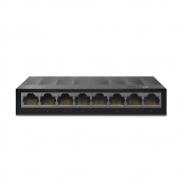 Switch Gigabit TP-LINK de Mesa com 8 portas