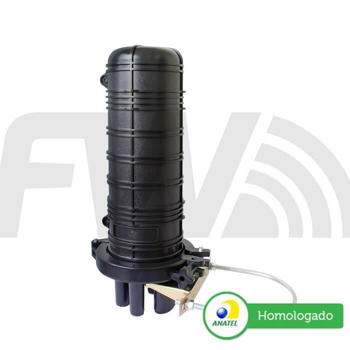 Caixa de Emenda Óptica - FOSC-A007  - FASTWIRELESS