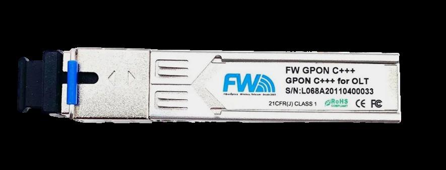 GBIC FW GPON C+++  para OLT  - FASTWIRELESS
