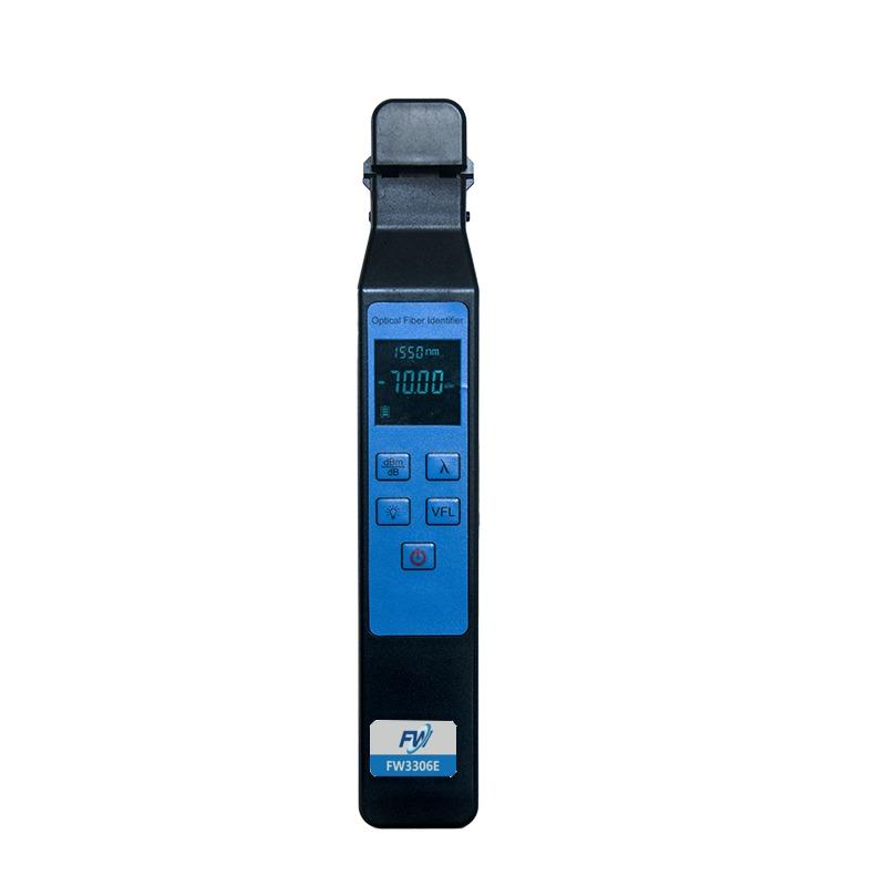 Identificador de Fibra Ativa Multi Função VFL + OPM FW3306E  - FASTWIRELESS