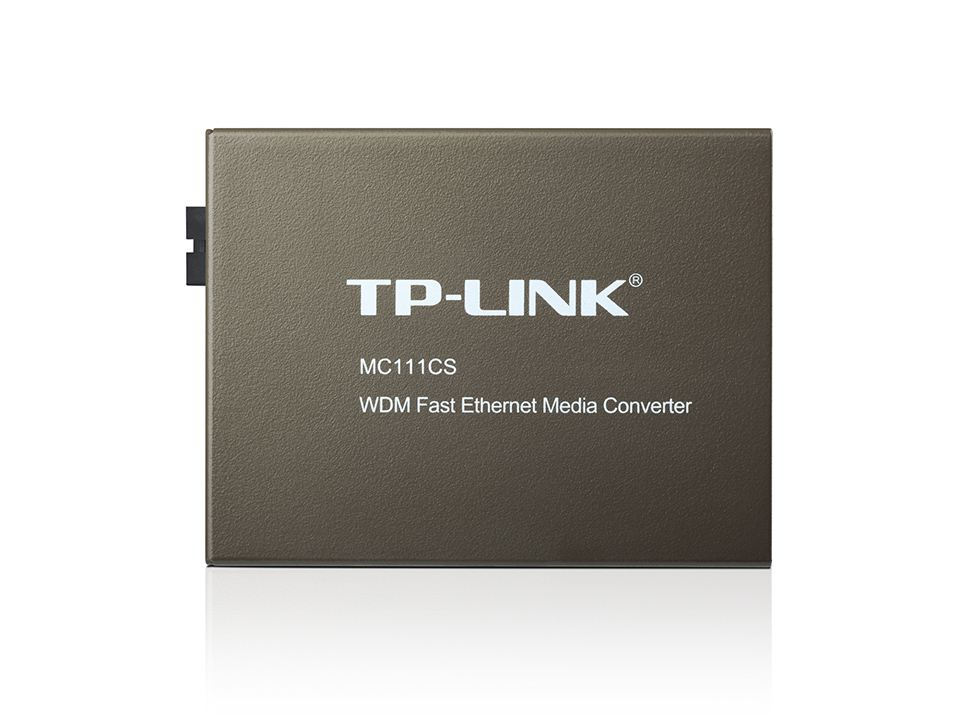MC111CS Conversor de Mídia WDM 10/100 MBPS                                        - FASTWIRELESS