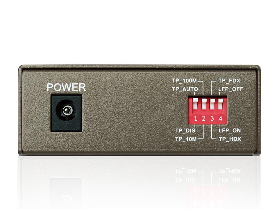 MC112CS Conversor de Mídia WDM 10/100 MBPS                                        - FASTWIRELESS