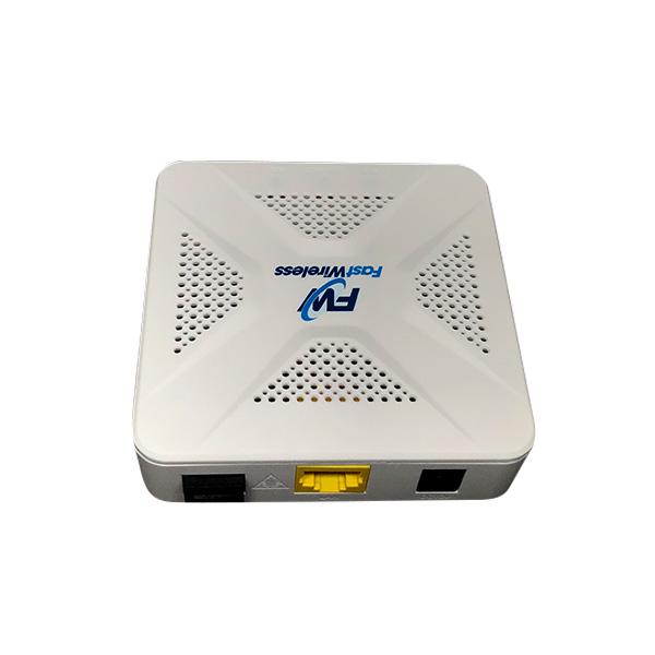 ONU XPON FW2801SG dual (conector UPC) azul  - FASTWIRELESS