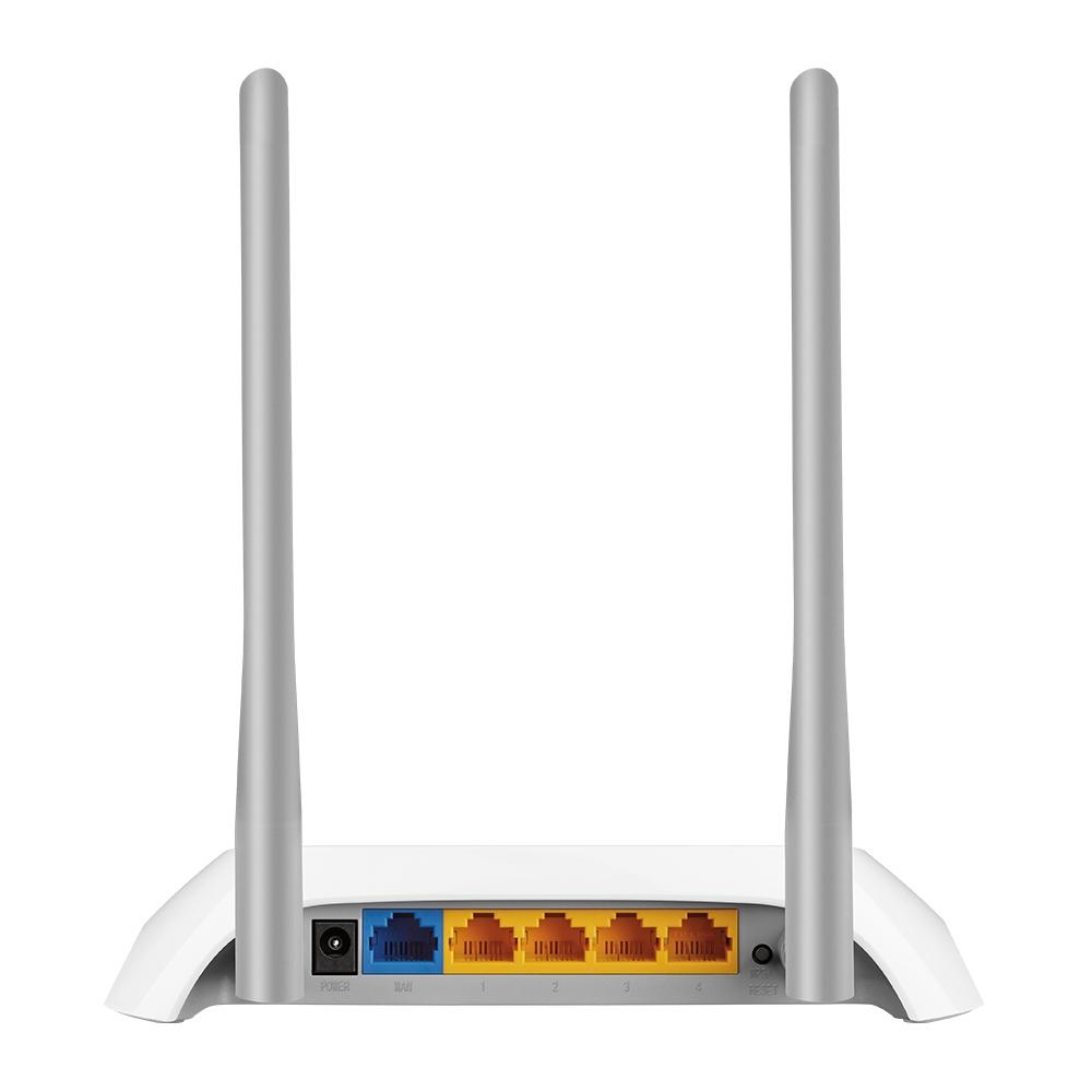 Roteador Wi-Fi TL-WR840N W  - FASTWIRELESS
