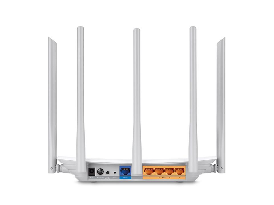 Roteador Wireless Dual Band AC1350  - FASTWIRELESS