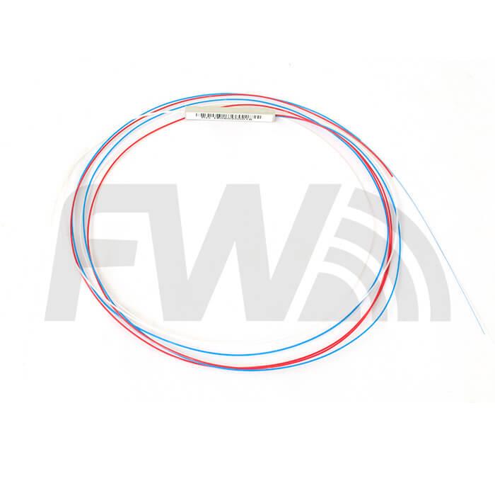 Splitter Óptico PLC 1x2 Desconectorizado  - FASTWIRELESS