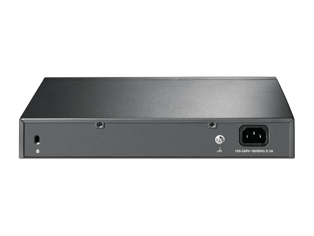 Switch TP-LINK de 24 portas 10/100Mbps  - FASTWIRELESS