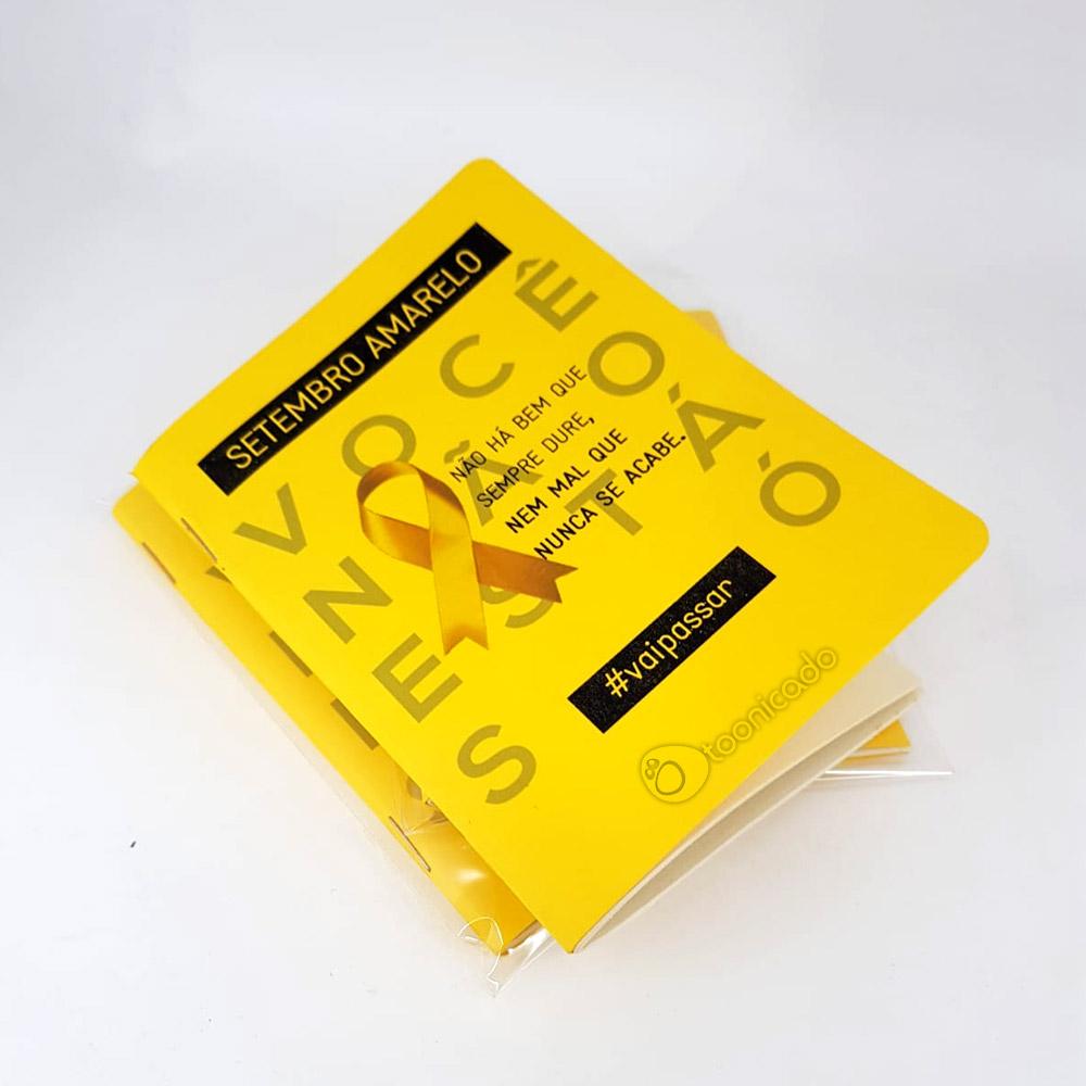 Arte Digital: Setembro Amarelo