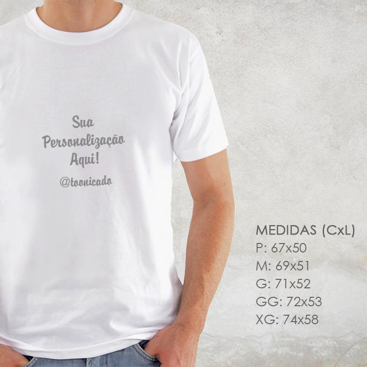Camiseta Personalizada Poderoso Chefão
