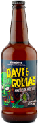 Cerveja 5 Elementos Davi e Golias APA Garrafa 500ml
