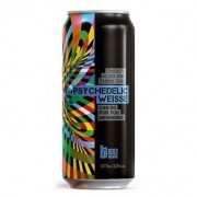 Cerveja Bold Brewing Psychedelic Weisse Berliner Weisse Lata 473ml