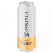 Cerveja Brewstone Sunset Session IPA Lata 473ml
