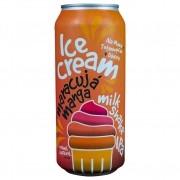 Cerveja Dádiva, Ale Mania e Totenhopfen Ice Cream Milkshake IPA c/ Maracujá e Manga Lata 473ml