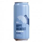 Cerveja Dádiva Hoppy Breakfast #2 Oat Cream Double IPA Lata 473ml