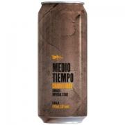 Cerveja Dádiva Medio Tiempo Charutando Smoked Imperial Stout Lata 473ml