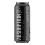 Cerveja Dogma Absorption Juicy IPA Lata 473ml