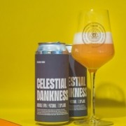 Cerveja Dogma Celestial Dankness Double IPA Lata 473ml