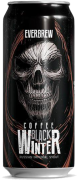 Cerveja Everbrew Black Winter Coffee Russian Imperial Stout Lata 473ml