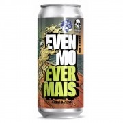 Cerveja Everbrew Even Mo Even Mais Double IPA Lata 473ml