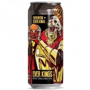 Cerveja Everbrew Ever Kings NEIPA Lata 473ml