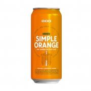 Cerveja Everbrew Simple Orange American Pale Ale Lata 473ml