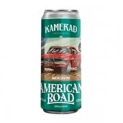 Cerveja Kamerad American Road American IPA Lata 473ml