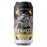 Cerveja Unicorn Catharina Sour Jabuticaba Lata 473ml
