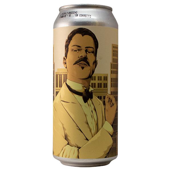 Cerveja Dogma Gorlami Italian Pilsener Lata 473ml  - Geek N