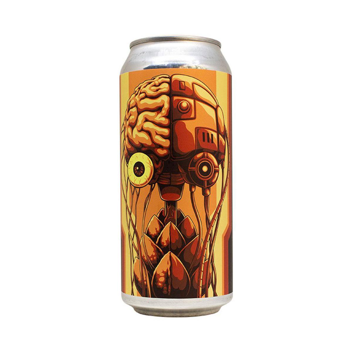 Cerveja Dogma Hybrid Minds German Pils Lata 473ml  - Geek N