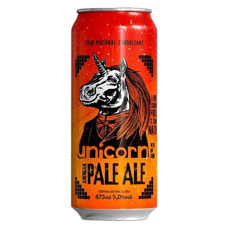 Cerveja Unicorn APA Lata 473ml  - Geek N