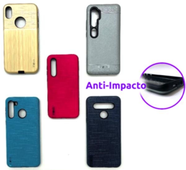 Capinha Anti-Impacto Super Proteção - Cores Sortidas