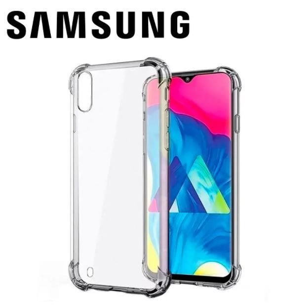 Capinha de TPU Antishock Transparente - Samsung