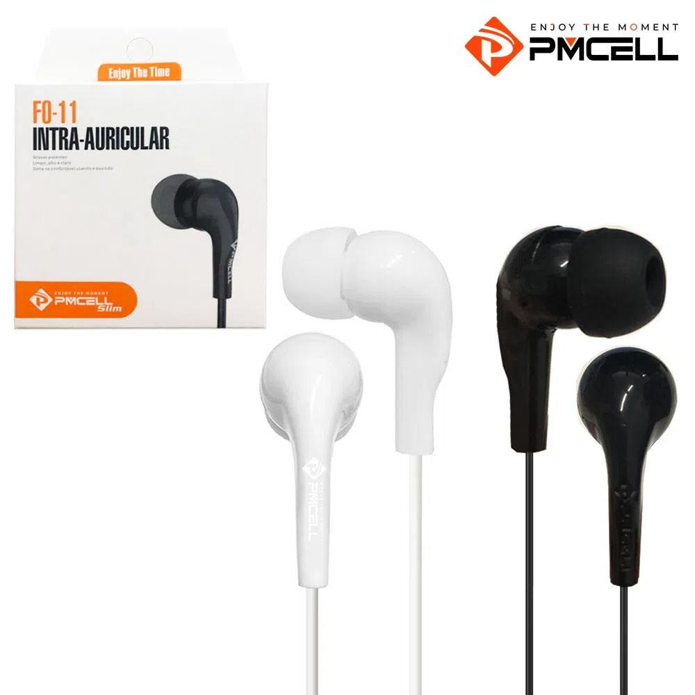 Fone de Ouvido Intra-Auricular - PMCELL - FO-11