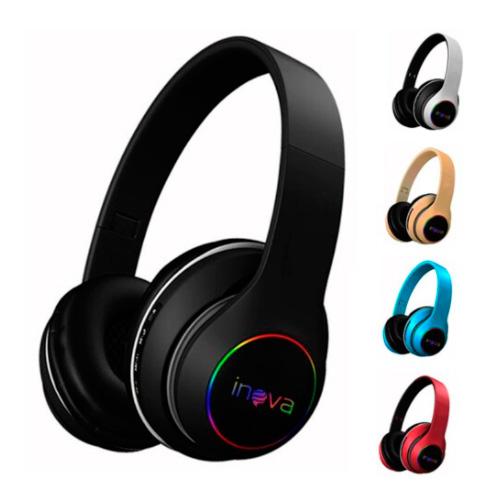Headphone Bluetooth - Inova - FON-2263D