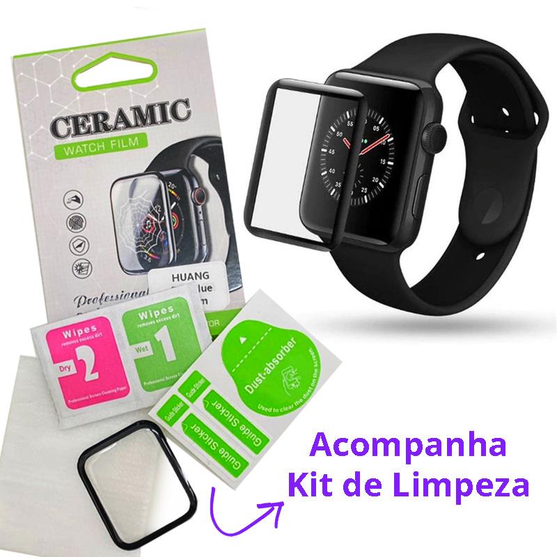 Película de Cerâmica para Smartwatch