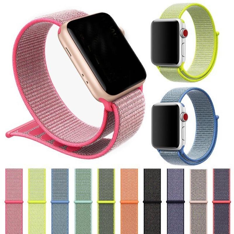 Pulseira para Apple Watch - Nylon