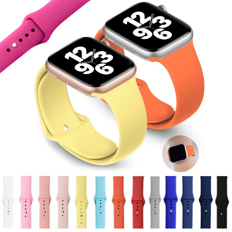 Pulseira para Apple Watch - Silicone