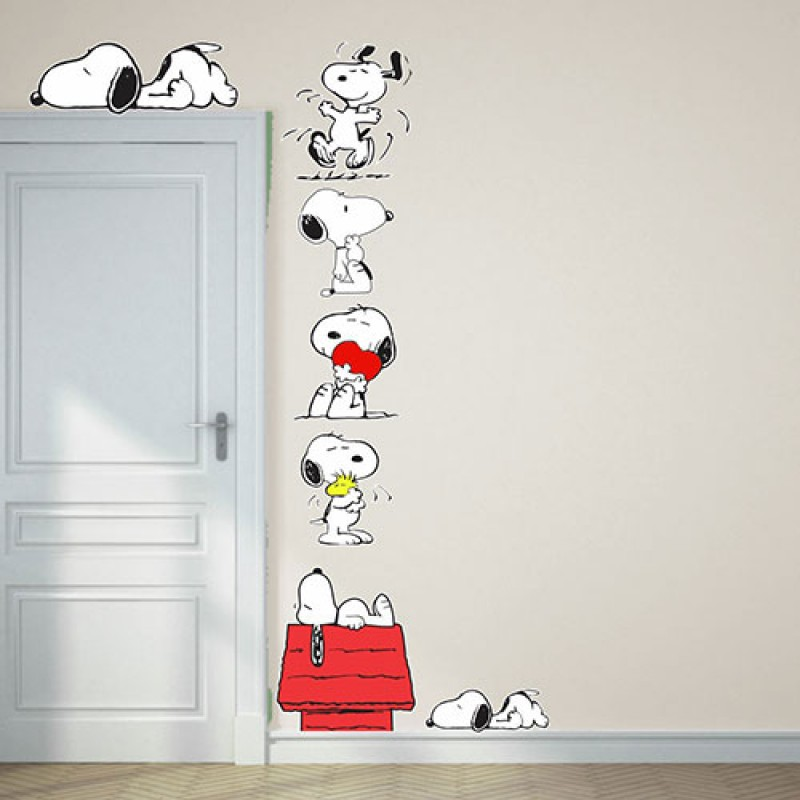 Adesivo Snoopy - 145b