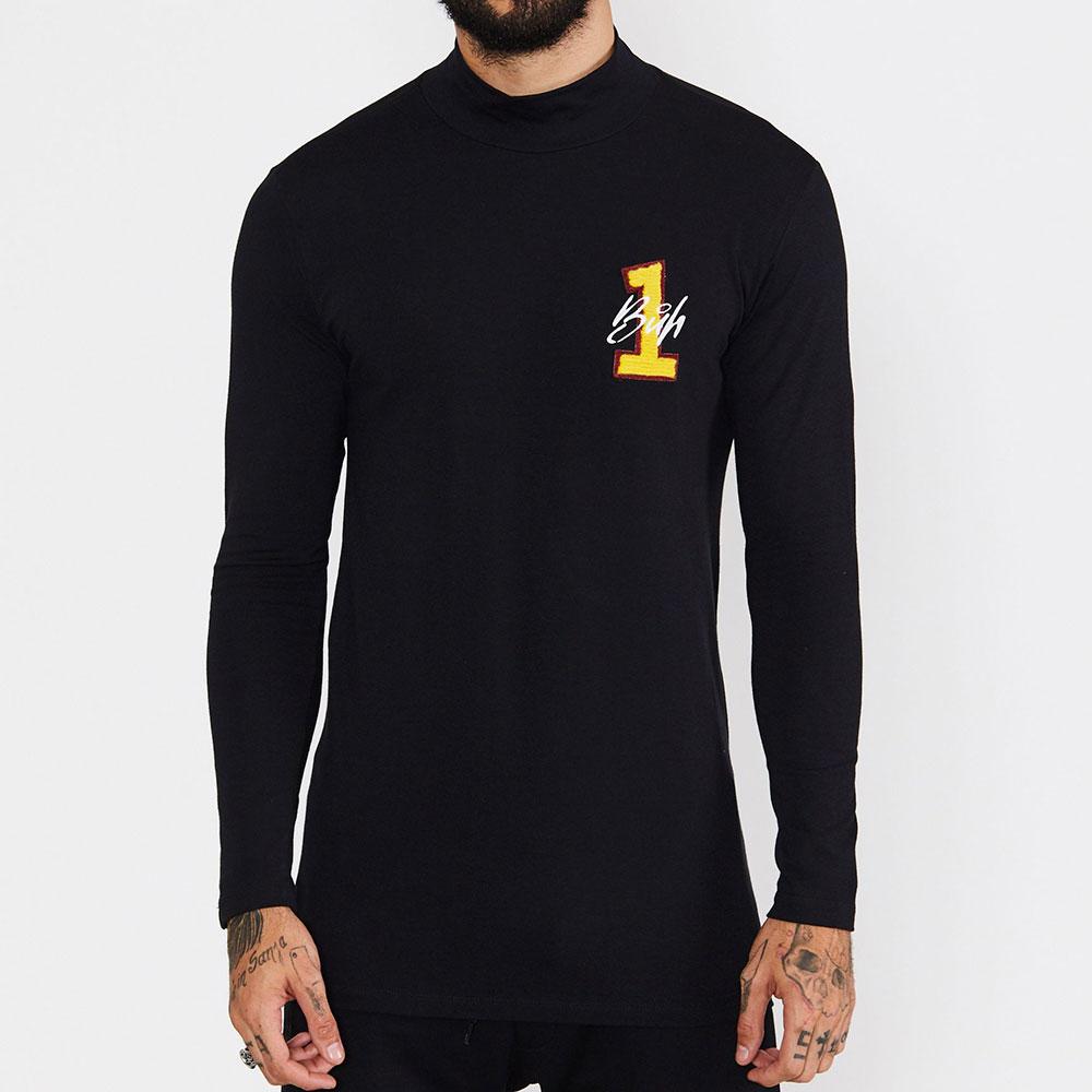 Camiseta Buh Manga Longa